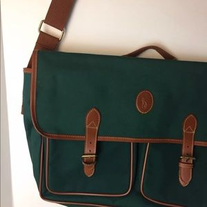 Ralph Lauren Bags - Polo Ralph Lauren Vintage Carry Bag Travel A4 a0b344b0a44cc
